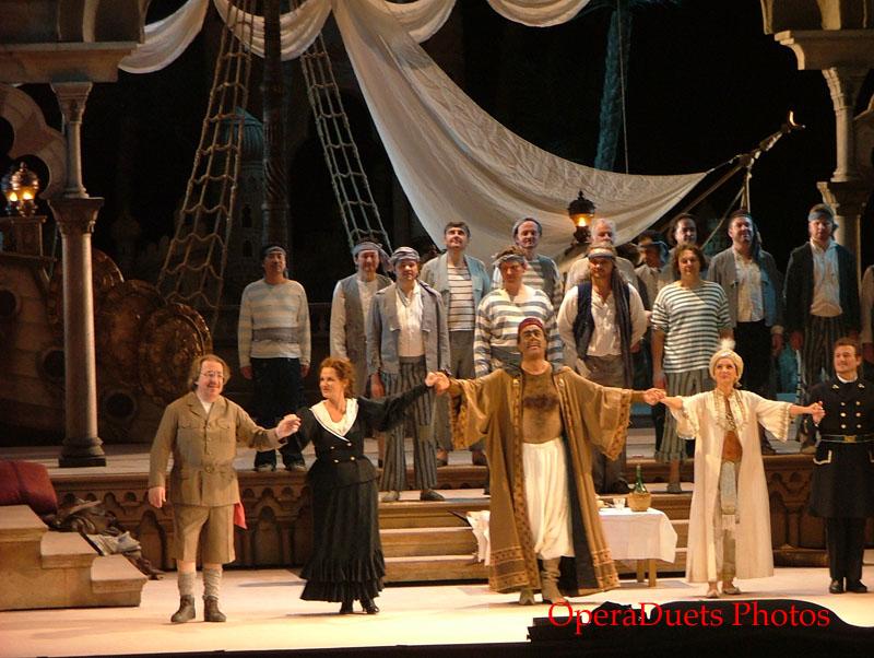 Italiana in Algeri, Vienna 3/6-2004